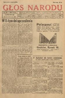 Głos Narodu. 1929, nr341