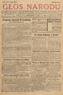 Głos Narodu. 1929, nr346