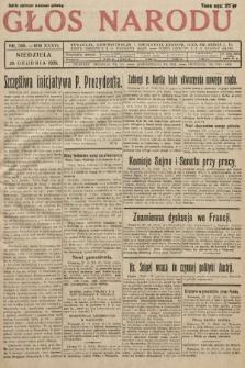 Głos Narodu. 1929, nr348