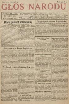 Głos Narodu. 1929, nr350