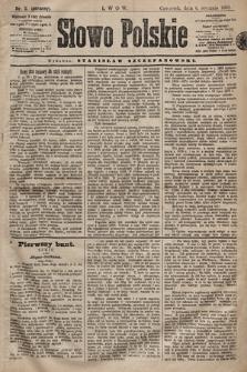 Słowo Polskie. 1898, nr5 (poranny)