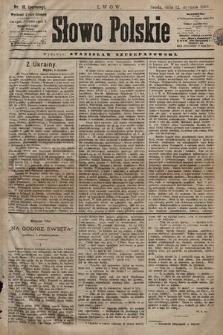 Słowo Polskie. 1898, nr10 (poranny)