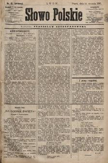 Słowo Polskie. 1898, nr12 (poranny)