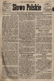 Słowo Polskie. 1898, nr15