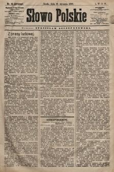 Słowo Polskie. 1898, nr16 (poranny)