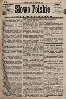 Słowo Polskie. 1898, nr16