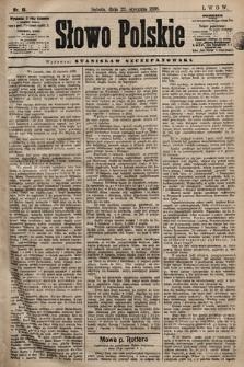 Słowo Polskie. 1898, nr18