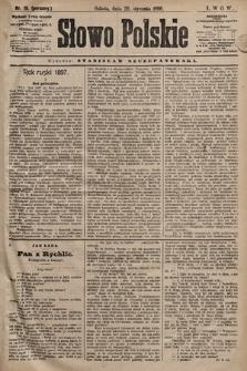 Słowo Polskie. 1898, nr19 (poranny)
