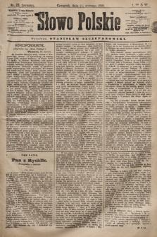 Słowo Polskie. 1898, nr23 (poranny)