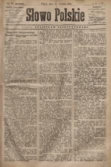 Słowo Polskie. 1898, nr24 (poranny)