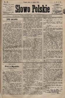 Słowo Polskie. 1898, nr30
