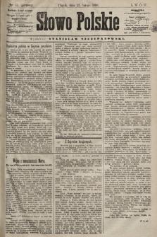 Słowo Polskie. 1898, nr49 (poranny)