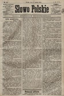 Słowo Polskie. 1898, nr52