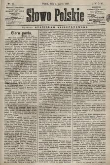 Słowo Polskie. 1898, nr54