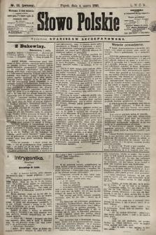 Słowo Polskie. 1898, nr55 (poranny)
