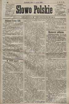 Słowo Polskie. 1898, nr56