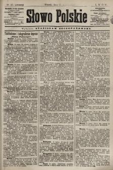 Słowo Polskie. 1898, nr64 (poranny)