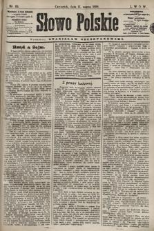Słowo Polskie. 1898, nr65
