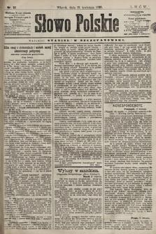 Słowo Polskie. 1898, nr92