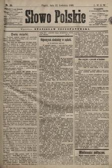 Słowo Polskie. 1898, nr95