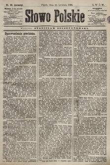 Słowo Polskie. 1898, nr96 (poranny)