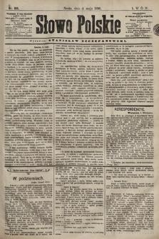 Słowo Polskie. 1898, nr105