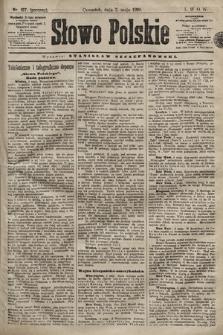 Słowo Polskie. 1898, nr107 (poranny)