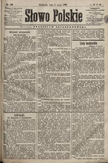 Słowo Polskie. 1898, nr109