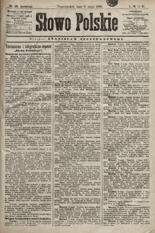 Słowo Polskie. 1898, nr110 (poranny)