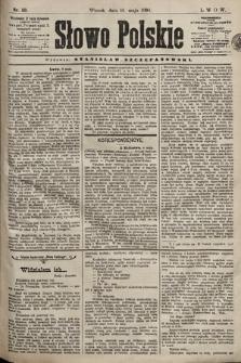Słowo Polskie. 1898, nr110