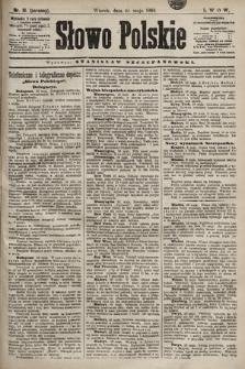 Słowo Polskie. 1898, nr111 (poranny)