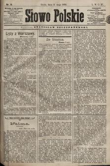 Słowo Polskie. 1898, nr111