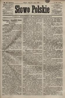 Słowo Polskie. 1898, nr114 (poranny)