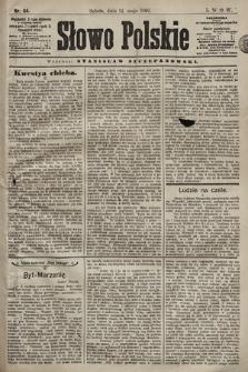 Słowo Polskie. 1898, nr114