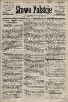 Słowo Polskie. 1898, nr116 (poranny)