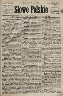 Słowo Polskie. 1898, nr117 (poranny)