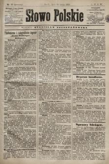 Słowo Polskie. 1898, nr118 (poranny)
