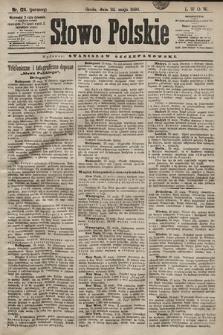 Słowo Polskie. 1898, nr124 (poranny)