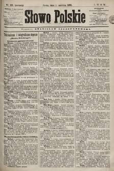 Słowo Polskie. 1898, nr129 (poranny)