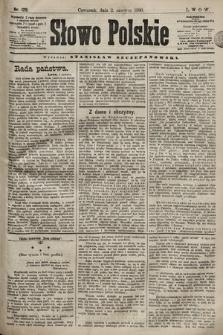Słowo Polskie. 1898, nr129