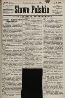 Słowo Polskie. 1898, nr130 (poranny)