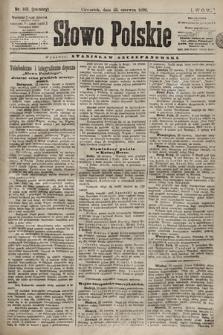 Słowo Polskie. 1898, nr148 (poranny)