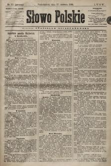 Słowo Polskie. 1898, nr151 (poranny)