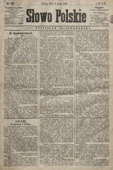Słowo Polskie. 1898, nr155