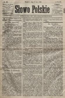 Słowo Polskie. 1898, nr156