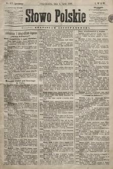 Słowo Polskie. 1898, nr157 (poranny)