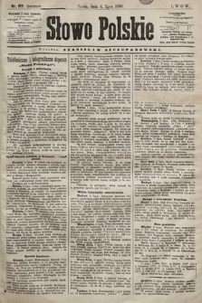 Słowo Polskie. 1898, nr159 (poranny)