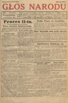 Głos Narodu. 1932, nr4