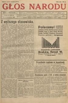 Głos Narodu. 1932, nr6