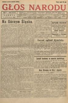 Głos Narodu. 1932, nr8